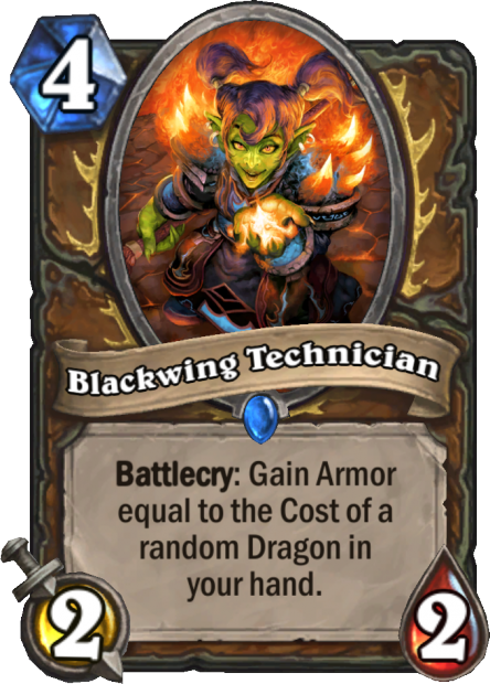 Blackwing Technician OLD