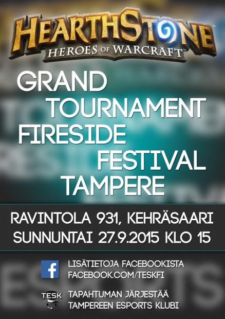Tampere Fireside